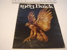 1983 Buick Brochure