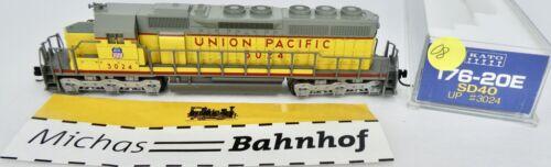 SD40 Union Pacific UP 3024 KATO 176-20E Diesellok 1:160 N 08 å