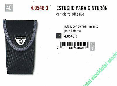 VICTORINOX ESTUCHE PARA CINTURON 40833L 4.0833.L