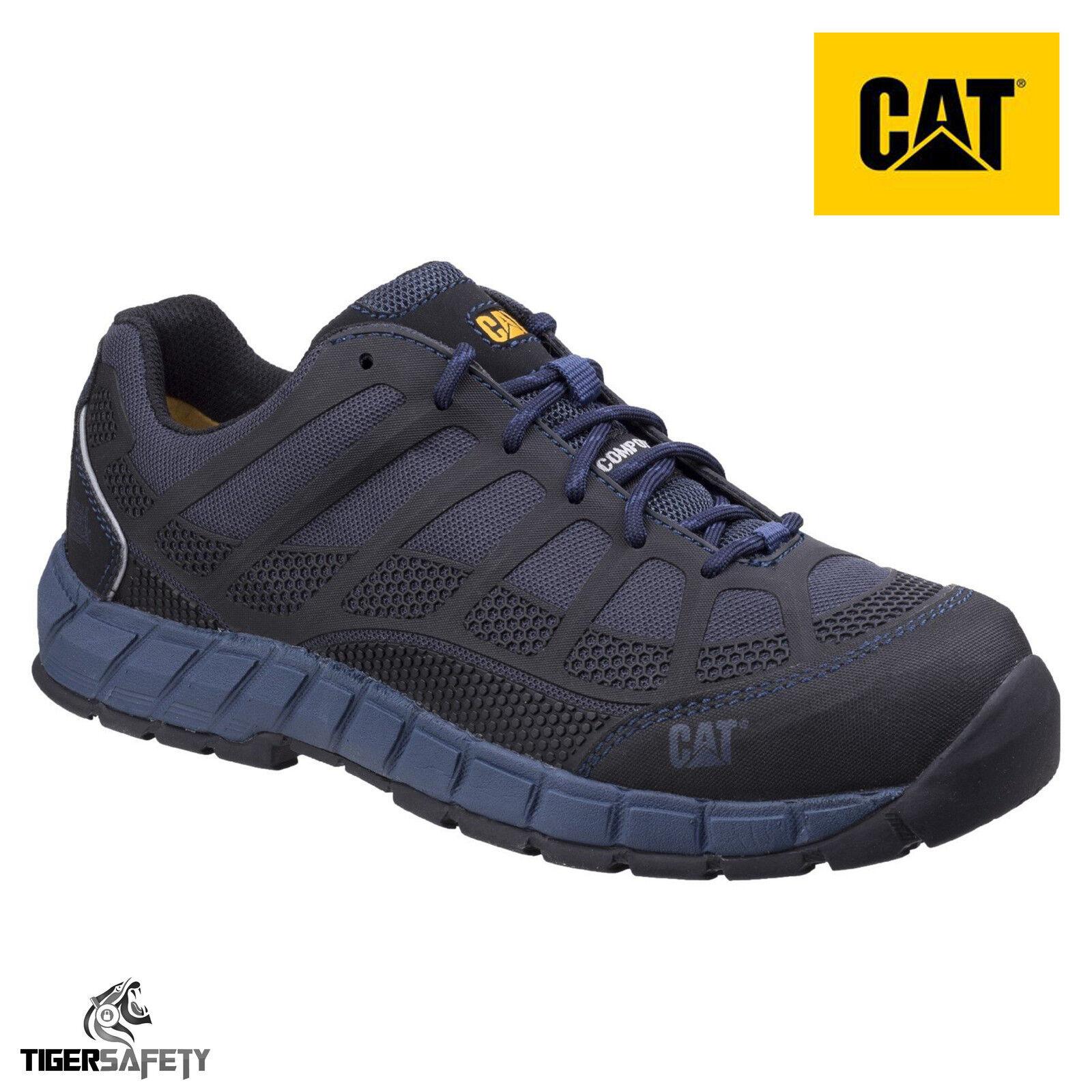 Caterpillar CAT Streamline BLU Ct S1P BLU Streamline Nite con punta composita d59910
