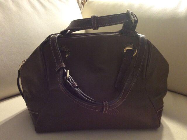 Dooney & Bourke Brown Handbag
