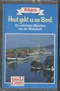 MC Rügen - Heut geht es an Bord Die schönsten Melodien .... musiCando 0460109