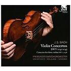 Johann Sebastian Bach - Bach: Violin Concertos, BWV 1041-1043; Concerto for 3 violins, BWV 1064R (2013)