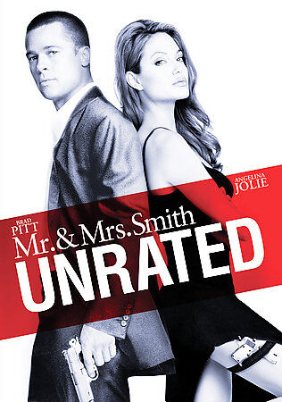 Mr And Mrs Smith Dvd 2006 2 Disc Set Unrated Collectors Edition For Sale Online Ebay