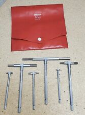 Mitutoyo No 155 903 Telescoping Gages Set Of 6 516 To 6