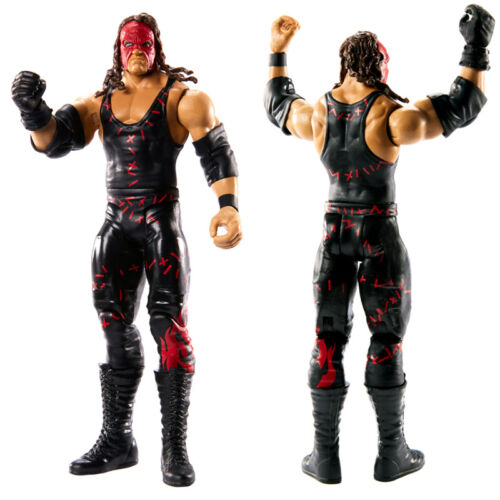 "WWF WWE /"" The Big Red Machine /"" Kane Wrestling Action Figure Kid Child Toys Gift"