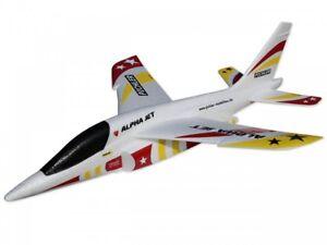 Intelligent Wurfgleiter Alpha Jet Travée 470 Mm Pichler Avion C9656-afficher Le Titre D'origine