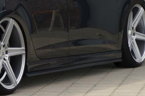 RS Seitenschweller Sideskirts aus ABS für Audi A3 8L MM-IN-RS501750ABS NEU