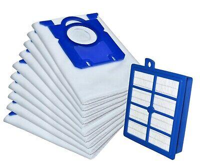 20 Filtertüten Staubsaugerbeutel geeignet für Philips FC 9150-9199 Performer