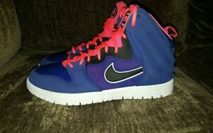 Nike Dunk Free Basketball Shoes Size 9.5  Style# 599466-401