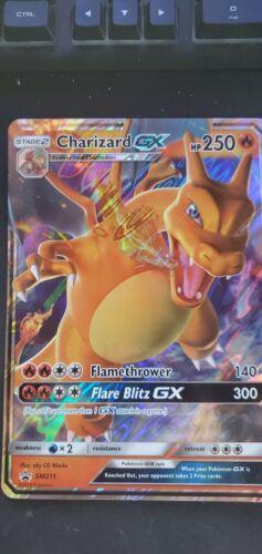 Pokemon TCG Charizard GX Jumbo Promo NM