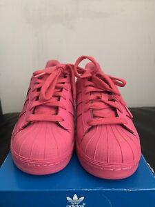 Adidas X Pharrell Williams Pink Shell