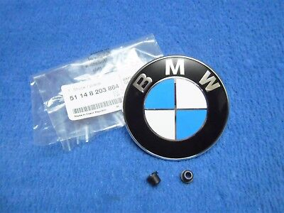 Orig BMW M 5 Emblem Kofferraum Heckklappe Schriftzug// Genuine M 5 trunk badge