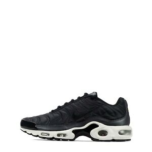 wholesale dealer ff03c 23d32 Details about Nike Air Max Plus SE TN Tuned Quilted Women's Shoes in  Metallic Hematite/Black