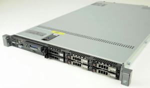 DELL-PE-R610-Rack-Server-2x-6-Core-Xeon-X5650-16GB-Caddies-VMWARE-Home-Lab