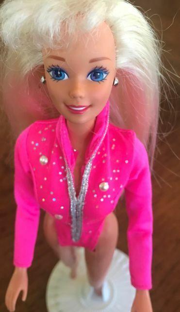 Swim n Dive Barbie Doll Mattel 11505