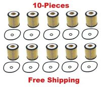 10-pieces Oil Filter For Mazda Ford Mercury L321 14 302wp Brand on Sale