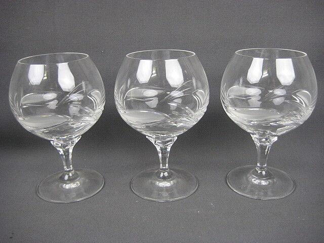 Nachtmann Vanessa 3x Cognacgläser, Glas
