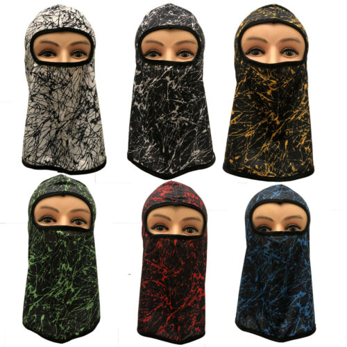 Full Face Mask Outdoor Biker Motorcycle Ski Cycling Balaclava Mouth Neck Cover