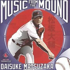 "Music From The Mound 2007 by Daisuke ""Dice-K"" Matsuzaka / Va *NO CASE DISC ONLY*"