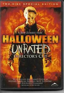 Halloween-A-Rob-Zombie-Film-DVD-Malcom-McDowell-Horror-Slasher-Film