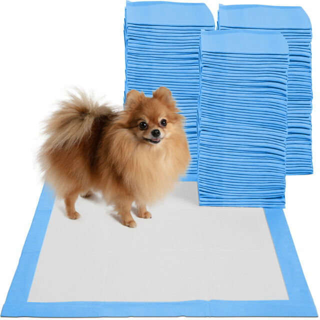 Puppy Training Pad For Dog Cat Disposable Absorbent Odor Reducing Mats- 150 Pack