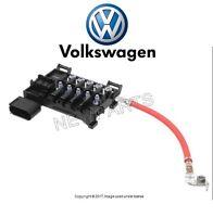 Volkswagen Jetta Beetle Golf Fuse Block Holder Genuine 1j0 937 617 D on Sale