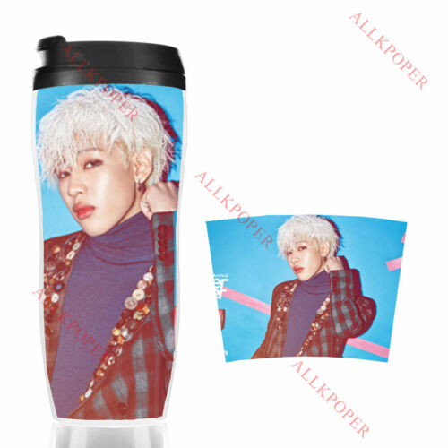 Kpop GOT7 Hard Carry Water Cup Jackson Bambam Bottle JB JR Mark Tea Coffee Cup