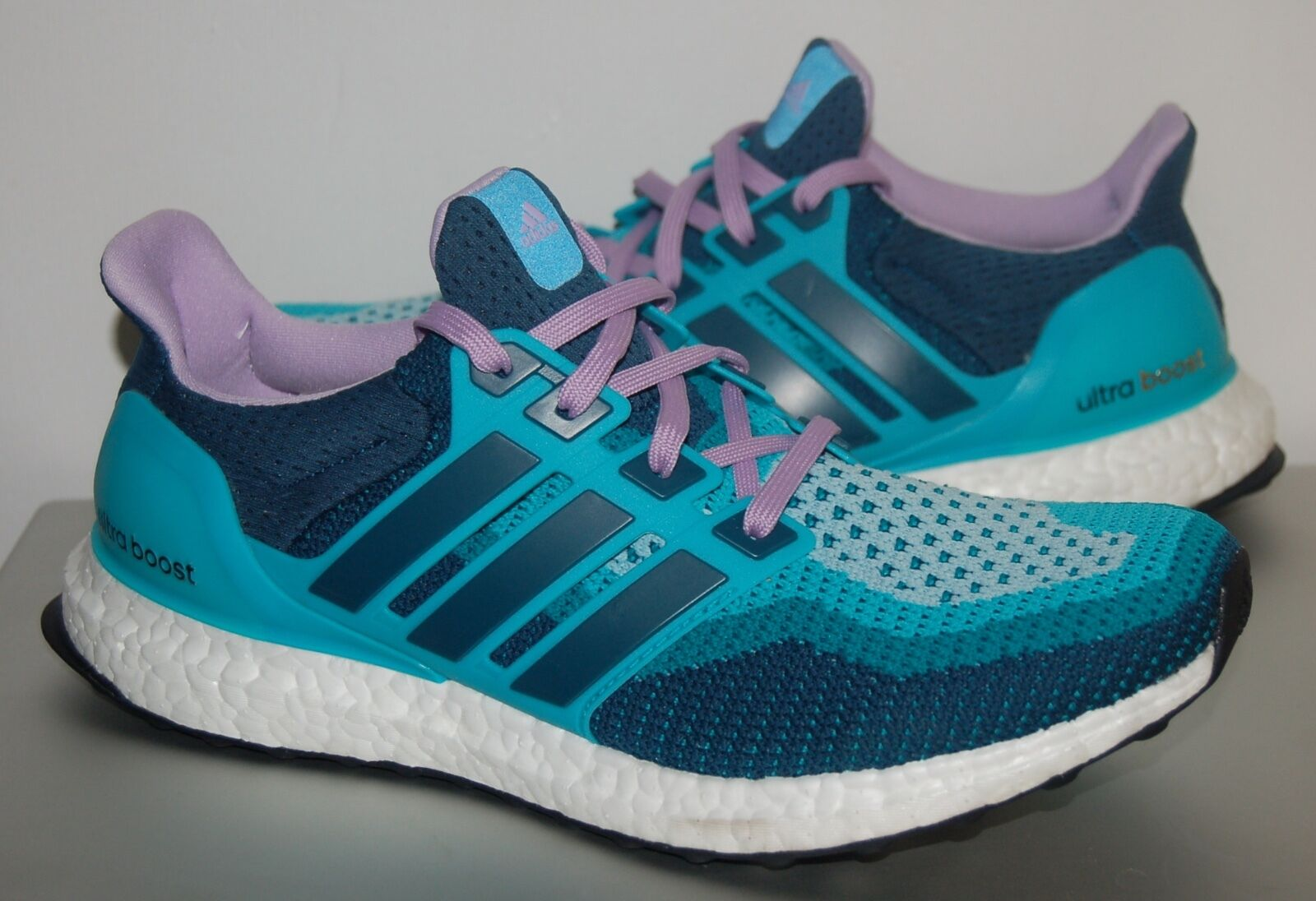 Adidas Women's Ultra  Boost Running shoes, AF5140, Clear Green, US Size 10.5  100% price guarantee