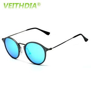 0c0d4059b5 Image is loading Fashion-Unisex-Glasses-Polarized-Coating-Mirror-Driving- Sunglasses-