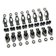 Sbc Small Block Chevy Roller Tip Rockers 16 Ratio 716 With Polylocks 327 350 400