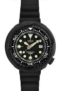 Largaz Diving Watch Stainless Steel SBDX011 SBDX005  PROSPEX Marinemaster tuna