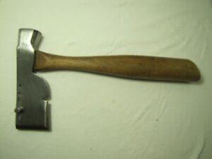 Vintage Craftsman Roofing Axe Hammer Hatchet Head Nail