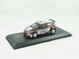 IXO-Ford-Fiesta-RS-Die-cast-model-car-in-scale-1-43-New-in-Display-Case-Rally