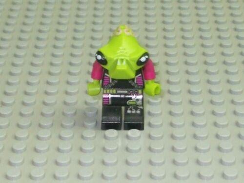 LEGO Alien Conquest Alien Pilot Minifigure   ac002