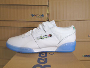 MENS REEBOK CLASSIC WORKOUT LO CLEAN SF WHITEICE
