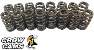 16 X CROW CAMS VALVE SPRING HSV MALOO VE VF LS2 LS3 LSA SUPERCHARGED 6.2L V8