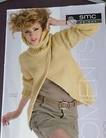 Catalogue Tricot Femmes Smc - N° 1752