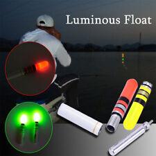 Kit 2 Starlight LED Electronic Float Fishing Floating lights battery