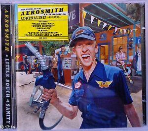 Aerosmith-Little-South-of-Sanity-Live-Recording-CD-1998