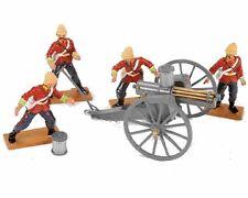 Britains William Britains Zulu War 40397 British Gatling Gun & Crew RARE