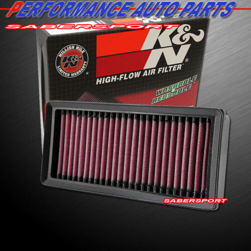 K/&N BM-1611 Hi-Flow Drop in Air Filter for 2011-2018 BMW K1600GT K1600GTL