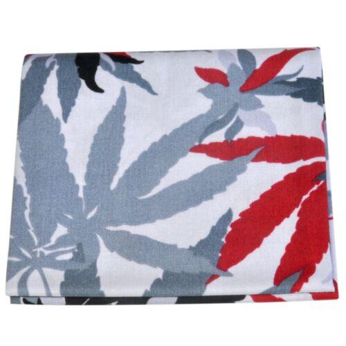hanfblätter Ultimade Moderne Tissu Mouchoirs einstecktücher de coton