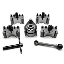 40 Position Quick Change Tool Post Set Size Aa For Swing 120 220mm Mini Lathe