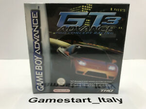 GT3-ADVANCE-NINTENDO-GAME-BOY-ADVANCE-GBA-NUOVO-SIGILLATO-NEW-PAL-VERSION