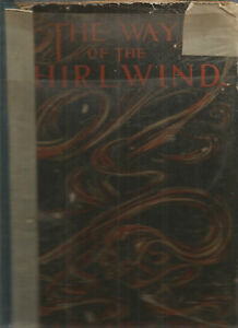 THE-WAY-OF-THE-WHIRLWIND-by-MARY-amp-ELIZABETH-DURACK-1945-Hc-ABORIGINAL-MYTHS