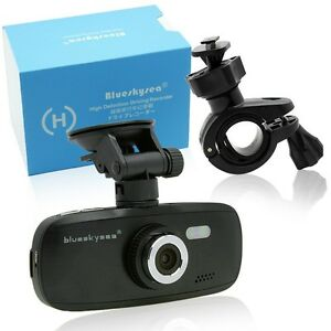Capacitor-G1W-C-Car-Dash-Camera-DVR-Cam-Vehicle-Video-Recorder-1080P-Free-Mount
