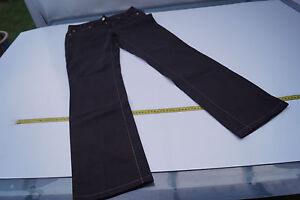Cambio-Jeans-Norah-Droit-Pantalon-Femmes-Stretch-Jeans-Stretch-Gr-40-Brun-Fonce
