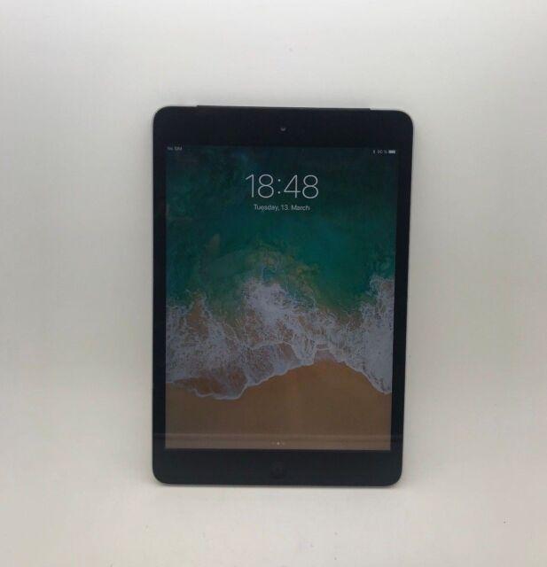 Apple iPad Mini 2 Retina Tablet 32GB Wifi and Cellular 4G UNLOCKED