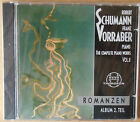 Robert Schumann - The Complete Piano Works Vol.8 - Franz Vorraber - CD neu & OVP